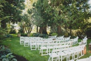 Lovely outdoor venue