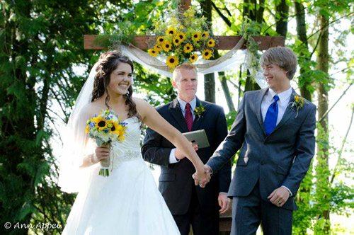 Testimonials - Evergreen Gardens Weddings & Receptions