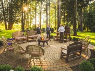 outdoor-firepit-receptions-evergreen-gardens-ferndale-bellingham